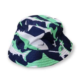 Reversible Shark Bucket Hat